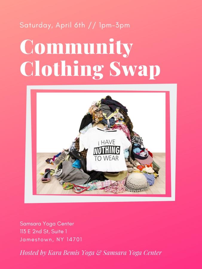 Community Clothign Swap